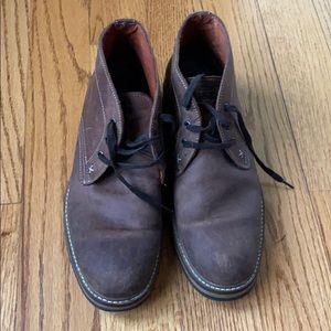 Wolverine Francisco Chukka Boots- 9.5